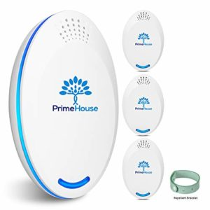 Prime House Ultrasonic Pest Repellent