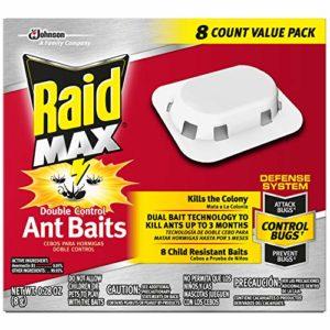 Raid Max Double Control Ant Bait