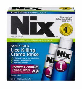 Nix Lice Treatment