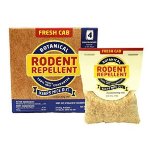 Fresh Cab Botanical Rodent Repeller