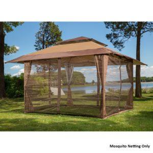 Sunjoy Mosquito Netting Panels for Gazebos