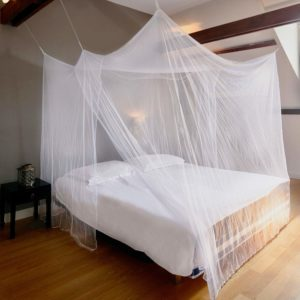 Best Mosquito Netting for Patio: EVEN NATURALS Canopy Net