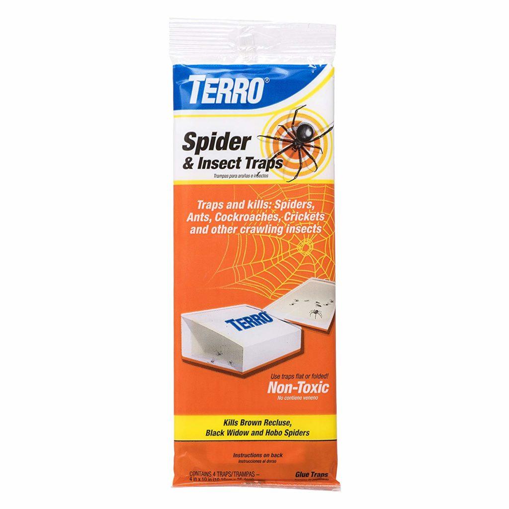 TERRO Spider & Insect Trap