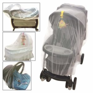 Croc N Frog Mosquito Net for Baby Stroller