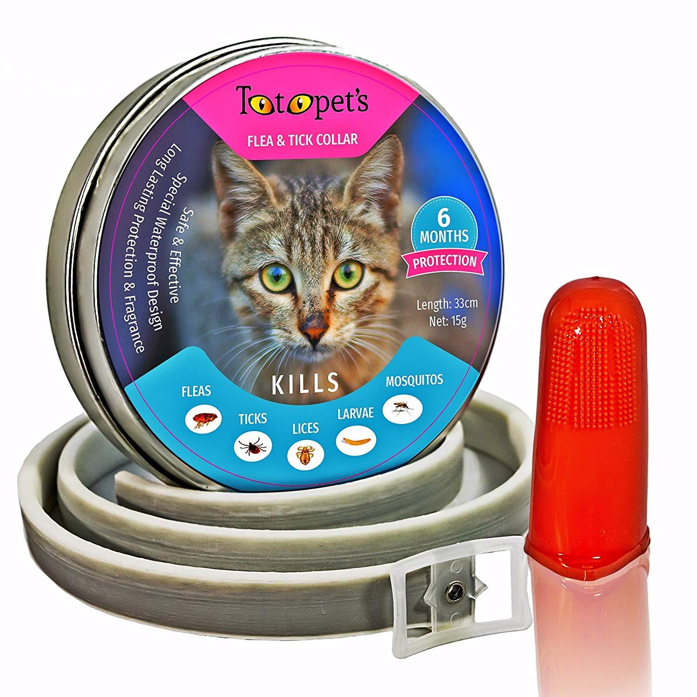Totpets Pet Flea and Tick Collar