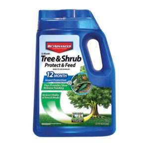 Bayer Advanced 701910 Tree and Shrub Protect and Feed Granules