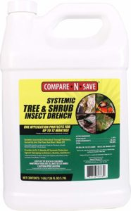 Systemic Tree and Shrub Insect Drench