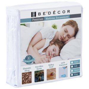 Bedecor Zippered Mattress Protector