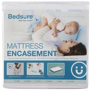 Bedsure Zippered Mattress Encasement