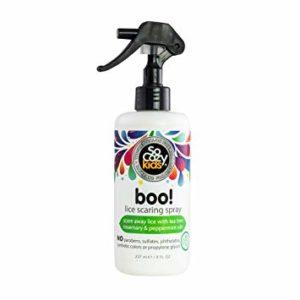 SoCozy Boo! Lice Spray