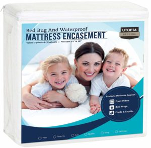 Utopia Bedding Mattress Encasement